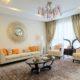 Chọn kiểu dáng ghế sofa nên hòa hợp với thiết kế nội thất của phòng khách.