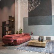 Phong cách Contemporary mang lại cho không gian vẻ đẹp đơn giản nhưng vẫn không kém phần cuốn hút.