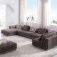 Vải bọc ghế sofa là một trong những điểm bạn cần lưu ý khi mua ghế sofa.